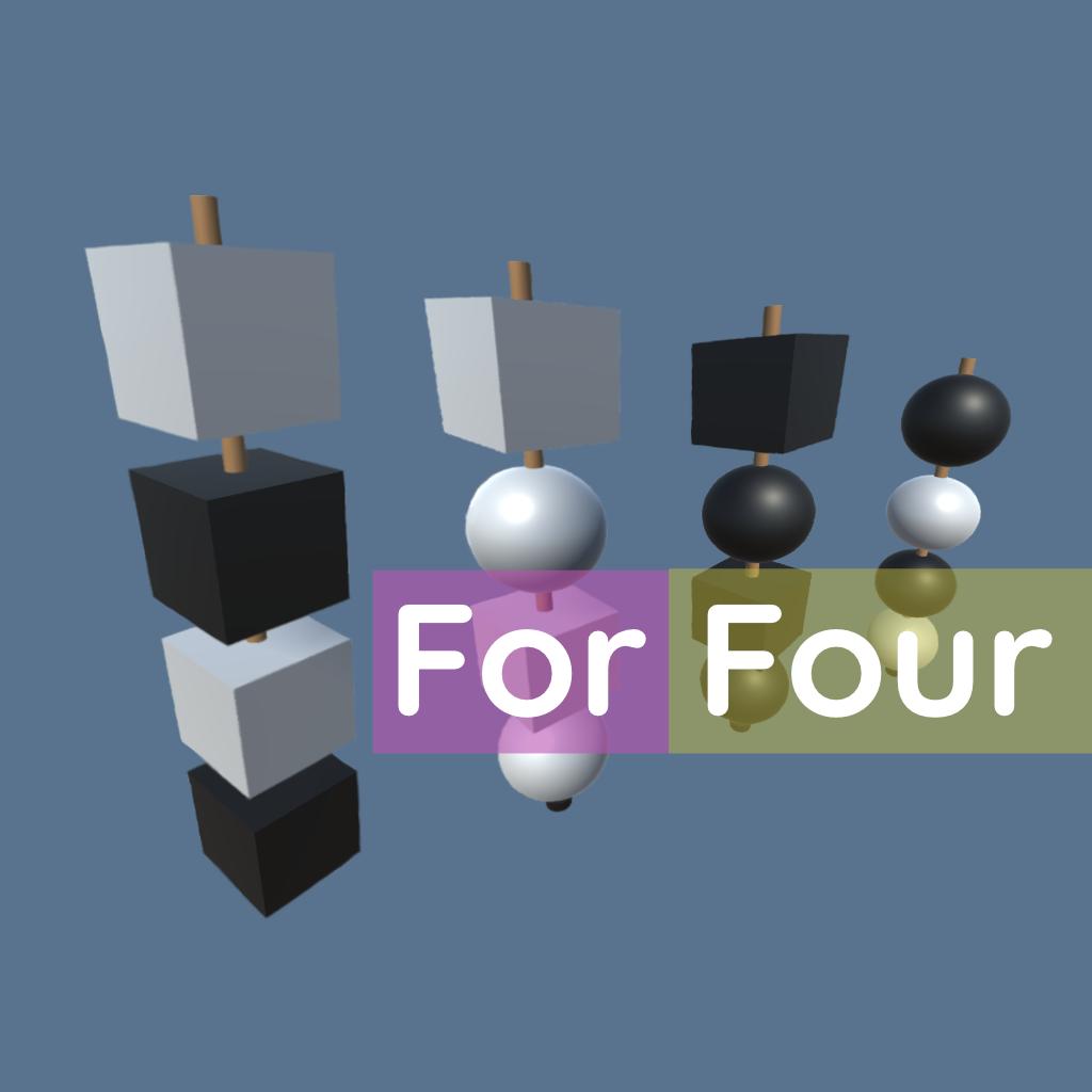 ForFour AR Game App Logo